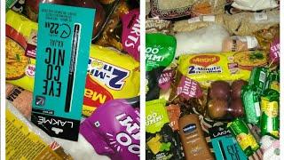 monthly grossery big bazar shopping haul Videos - 9tube tv