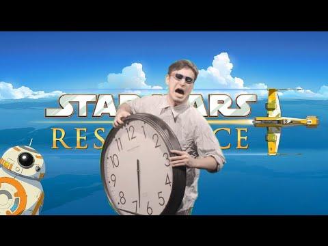 Star Wars Resistance looks HORRIBLE