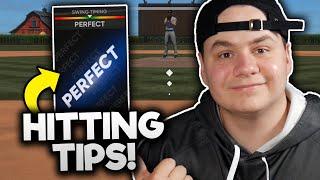 Hitting Tips MLB The Show 21 (Tutorial \u0026 Tips)