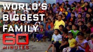 38 wives, 94 children and 33 grandchildren - Meet the world
