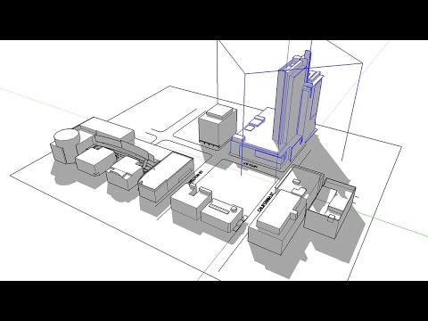 Site Modeling in SketchUp