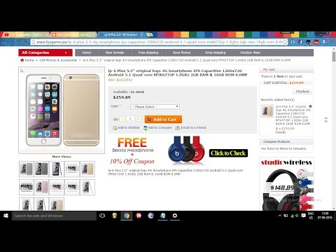 HOW TO GET I PHONE6 PLUS AT FREE OF COST