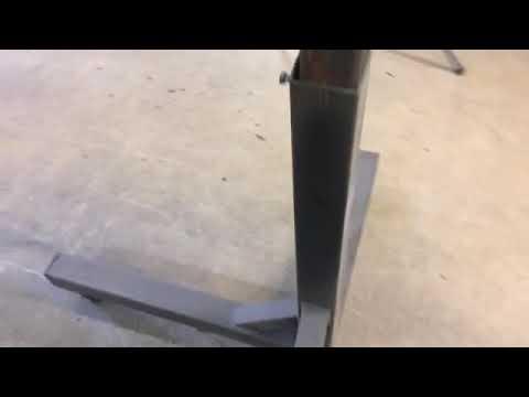 Rotisserie build for Camaro