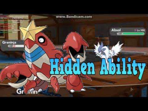 Getting Hidden Ability Crawdaunt - Pokemon Brick Bronze#39