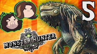 Monster Hunter World: Dungin