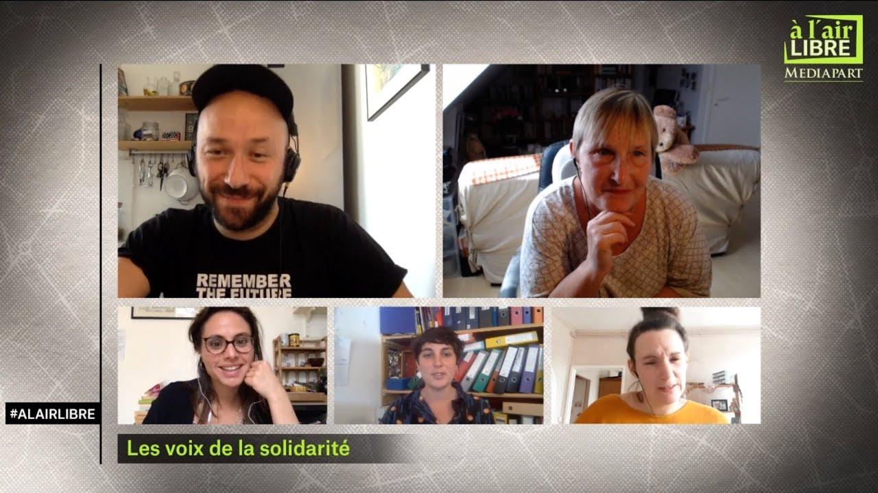 À l'air libre (28) Solidarité, Europe et Tunisie