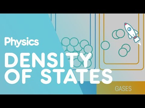 Density of Different States | Matter | Physics | FuseSchool