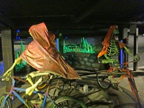 The Original Ghost Train (Dark Ride POV) Blackpool Pleasure Beach