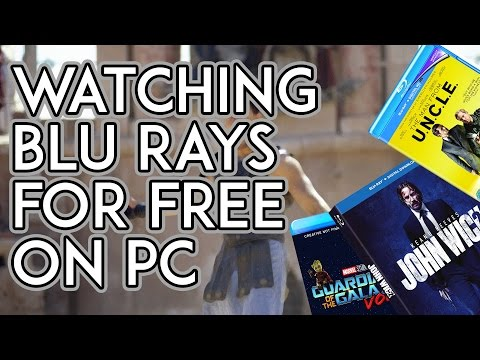 How To Watch Blu Rays For FREE On PC (Leawo Blu Ray Player)