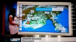 Jennifer Delgado Meteorologist