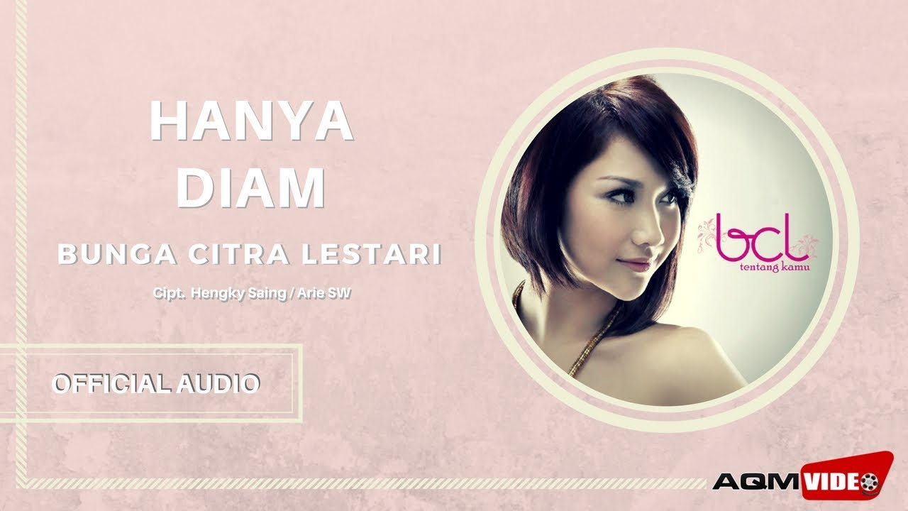 Download Bunga Citra Lestari - Hanya Diam MP3 Gratis