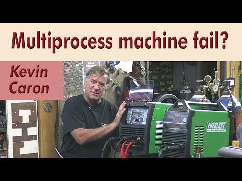 Are Multiprocess Welders Prone to Failure? Kevin Caron
