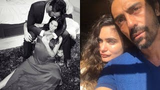 Arjun Rampal and Gabriella Demetriades Expecting Their First Child: Pictures From The Baby Shower