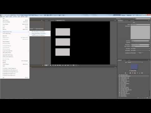 Adobe Encore -- Working with intro videos for DVDs
