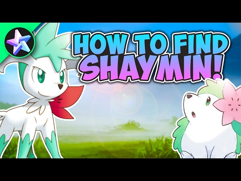 How To Find SHAYMIN! (OP Mythical) -  Roblox Pokemon Brick Bronze