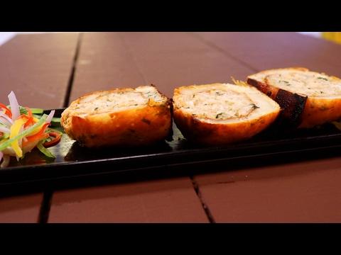 Aloo Nazakat   Simple Vegetarian Khana With Chef Saurabh   Sanjeev Kapoor Khazana