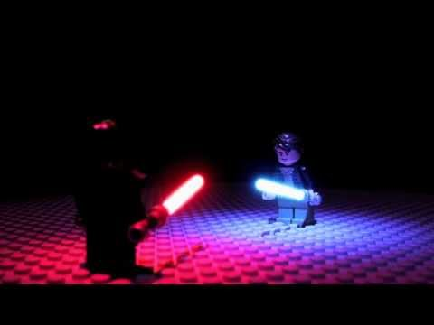 Illumination - Lego Lightsaber Duel