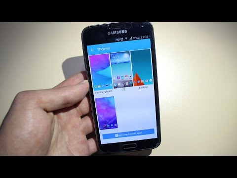 Install Galaxy S6 Theme Panel on Galaxy S5, S4 & Note 4 (How To)