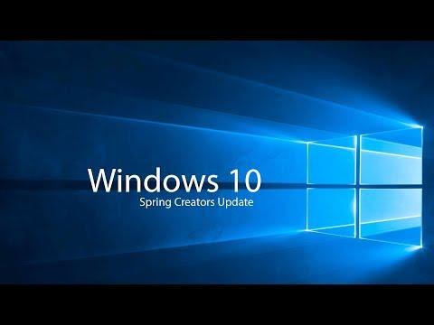 Delay #Windows 10 April 2018 Update, the #Spring Creators update 1803 (RS4) [ Beginner's guide].