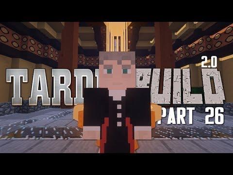 Minecraft Tardis Build | 26