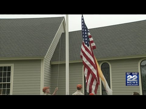 Westfield's Our Lady of the Blessed Sacrament Church honors fallen soldiers