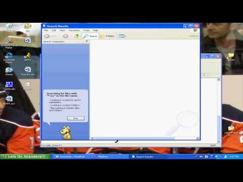 Microsoft Windows XP Random Tricks Episode 2 Find Your Screensavers