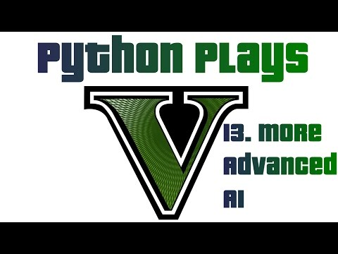 A more interesting self-driving neural network model - Python plays GTA p.13