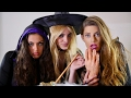Witch Sisters Lele Pons Hannah Stocking