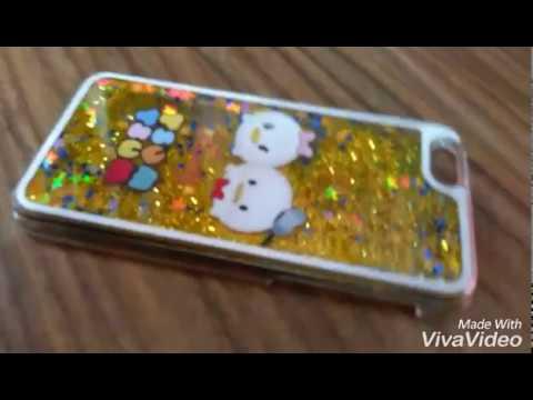 Glitter Case_ Casing handphone cetak gambar foto sendiri. Murah?