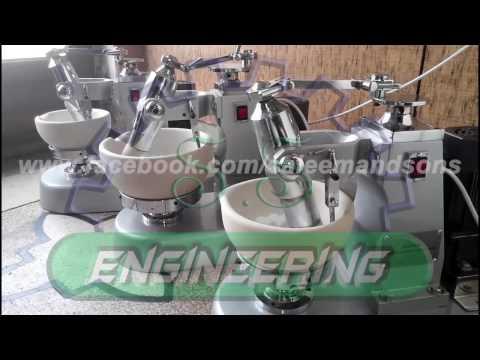 kharal Machine / Mortar Grinder
