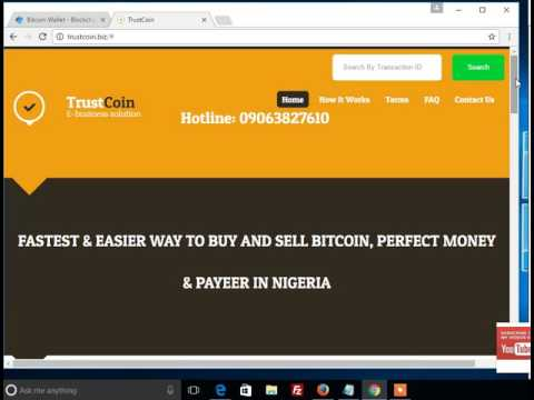HOW TO CONVERT YOUR BITCOIN TO NAIRA