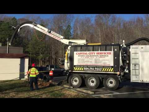 CCS Hydro Excavation