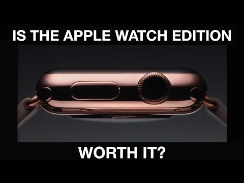 The Truth About Apple Watch Edition - An Experiment with Luxury