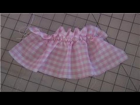 Sewing Tips : How to Sew Shirring Elastic