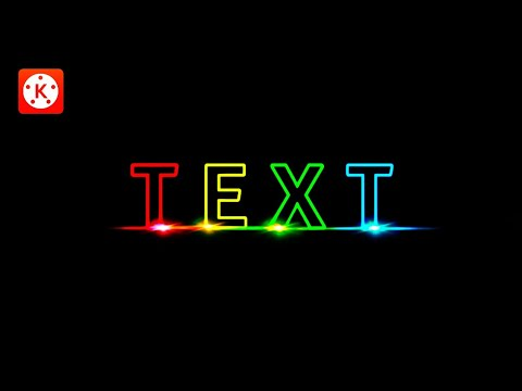 Xxx Mp4 How To Make A LIGHT TEXT In Kinemaster Kinemaster Tutorials Tech Share Tamil 3gp Sex
