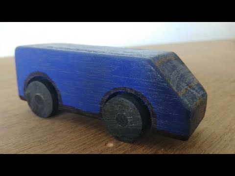 DIY Wooden Toy Car || Wooden Toy Making