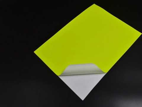 high quality sticker glossy photo paper for inkjet printing