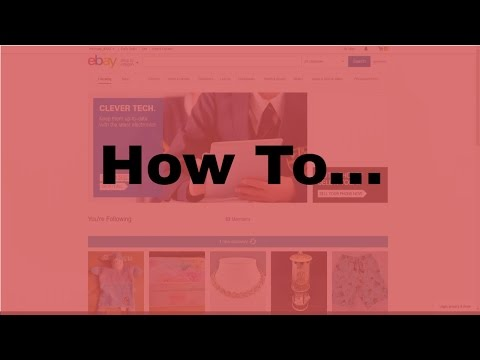 How To Bulk Edit 500 Listings On eBay.