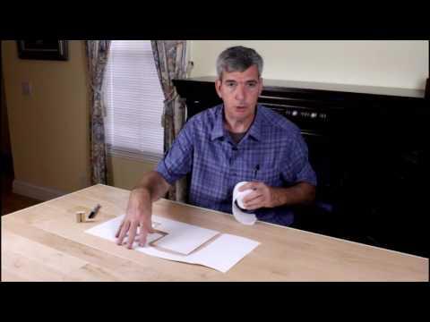 Tool Tip: Linoleum