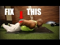 How to FIX Lower Back Pain