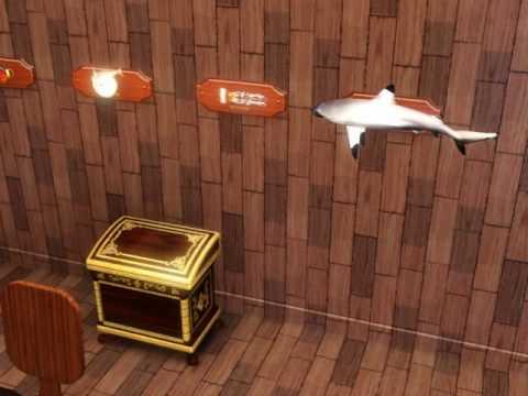 sims 3  fishing