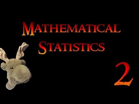 Mathematical Statistics: CDF Method of Transformation