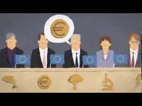 watch The European Commission explained - Functioning and Tasks