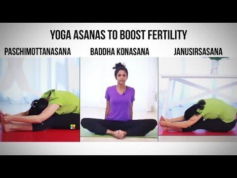 Yoga Asanas to Boost Fertility
