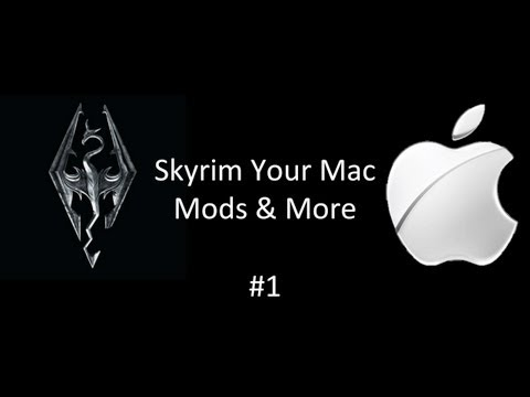Ep 1 - Skyrim on your Mac - How to Get DLC's for your Skyrim on Mac HD