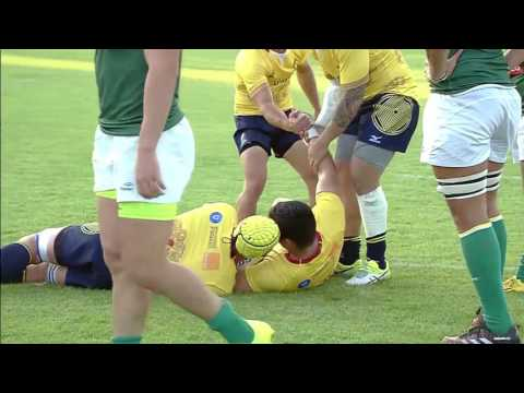 HIGHLIGHTS Romania - Brazilia 56-5, meci test World Rugby iunie 2017