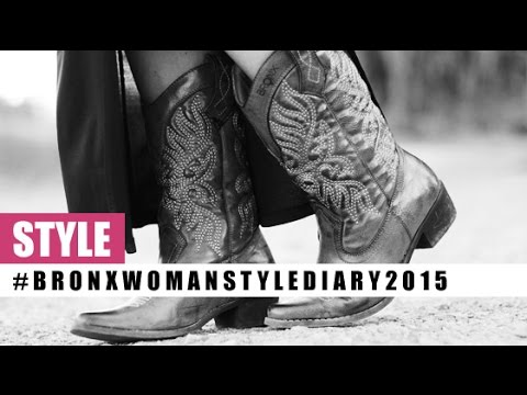 Bronx Woman Style Diary 2015