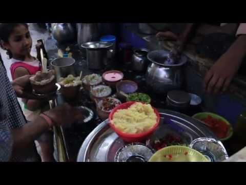 Lassi preparation in Varanasi