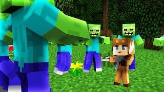 Minecraft Daycare - MOST INSANE ZOMBIE APOCALYPSE ?!