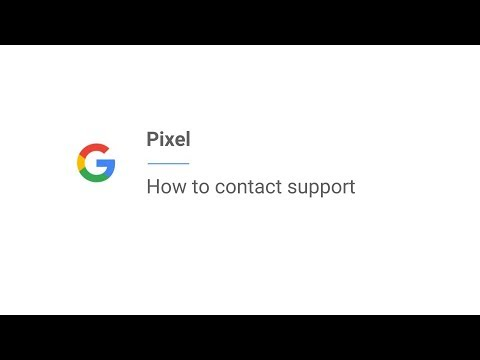 Pixel | How to contact support